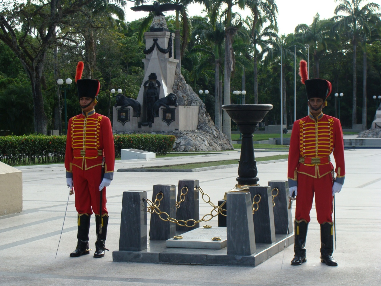 guardia de honor