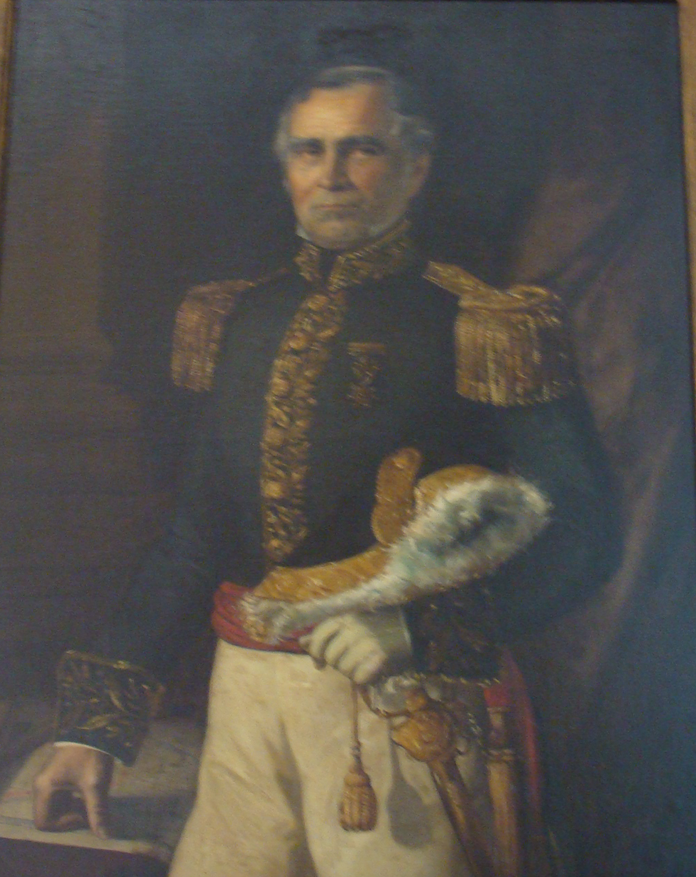 General jose maria Zamora
