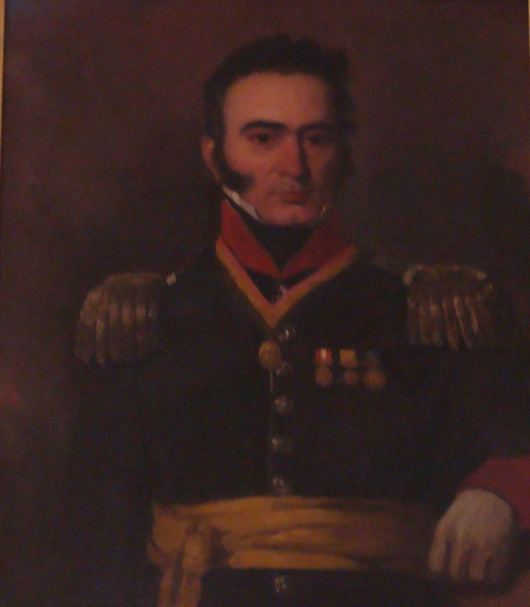 general jose de la cruz paredes