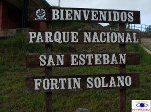 Entrada del Fortin Solano